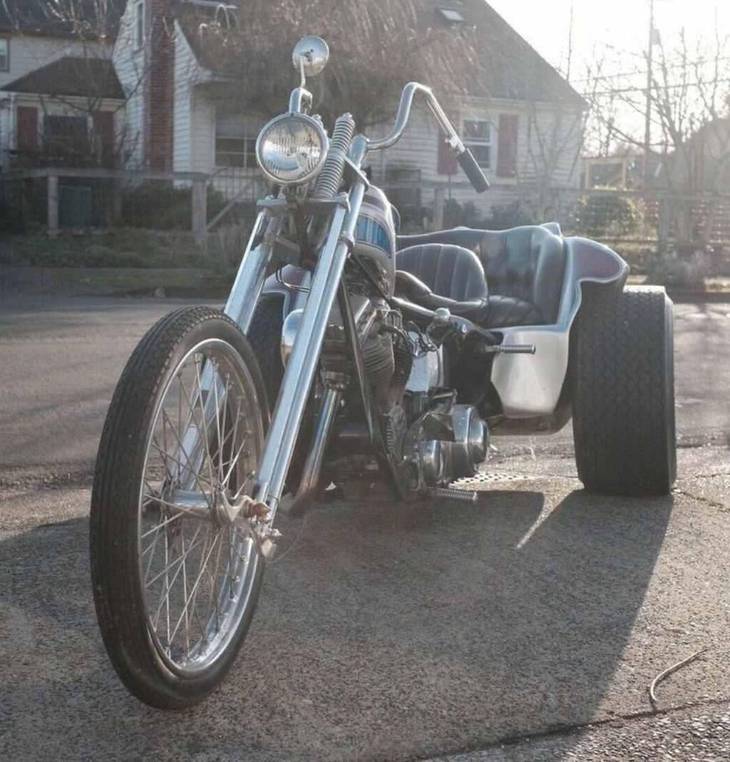 Harley Davidson Panhead Trike_2