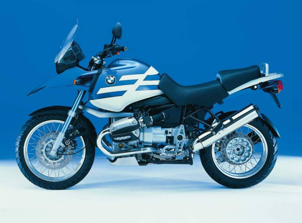 Historia BMW series R-GS_9