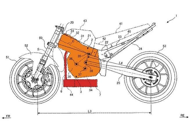 motor invertido de Suzuki