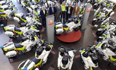 Yamaha FJR1300 Guardia Civil
