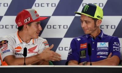 A Rossi ya le tendí la mano