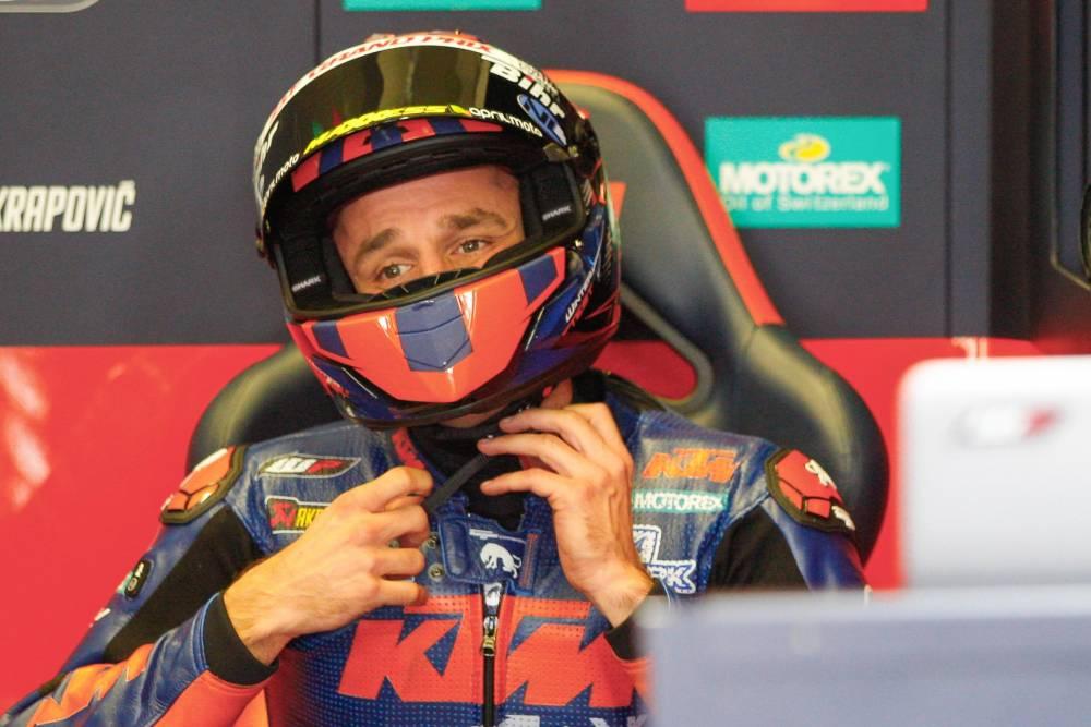 en KTM necesitamos a Pedrosa