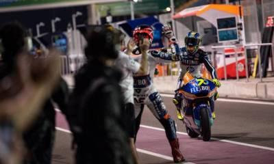 Carrera Moto2 GP Argentina 2019