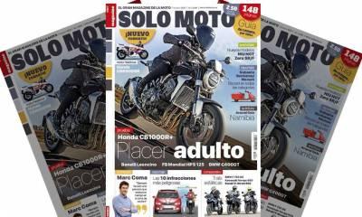 Portada Solo Moto Magazine