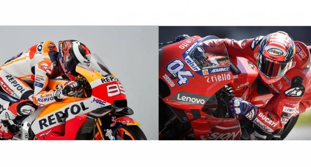 prohiben alerón Honda MotoGP