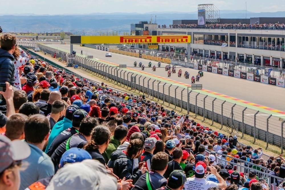 superbikes MotorLand 2019