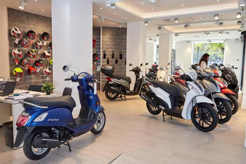 10 motos más vendidas de marzo 2019