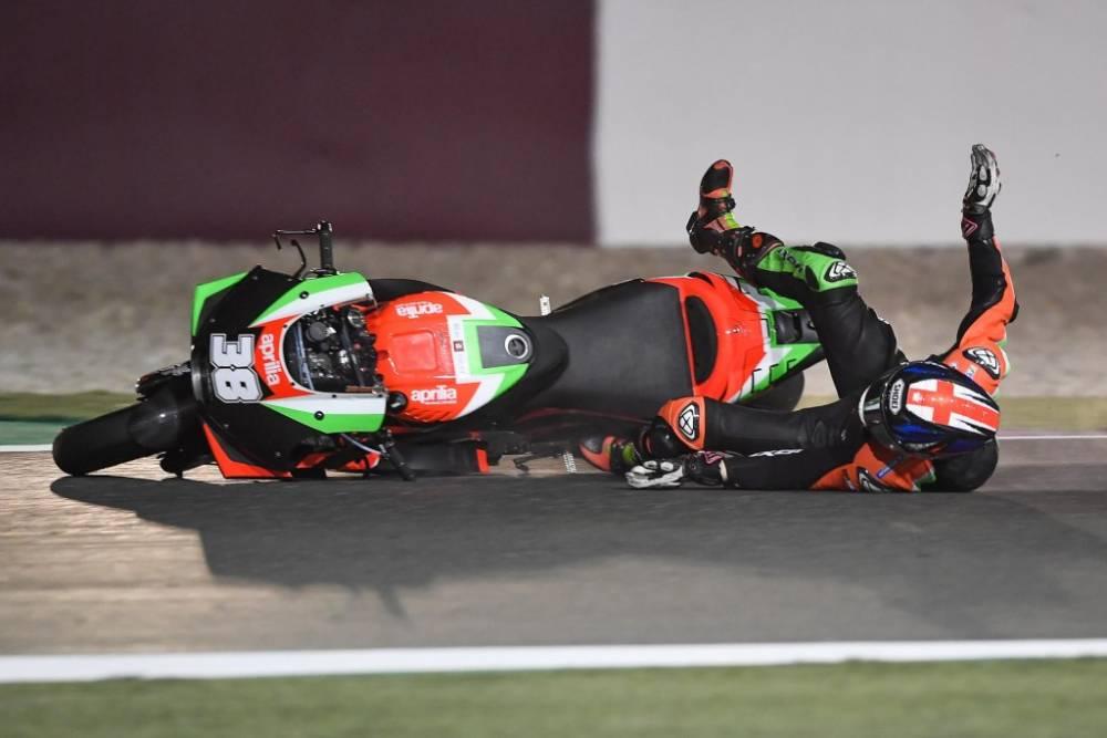 galeria caidas GP Qatar 2019 MotoGP_5
