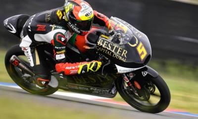 pole Moto3 GP Argentina 2019