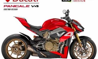 Ducati Streetfghter V4