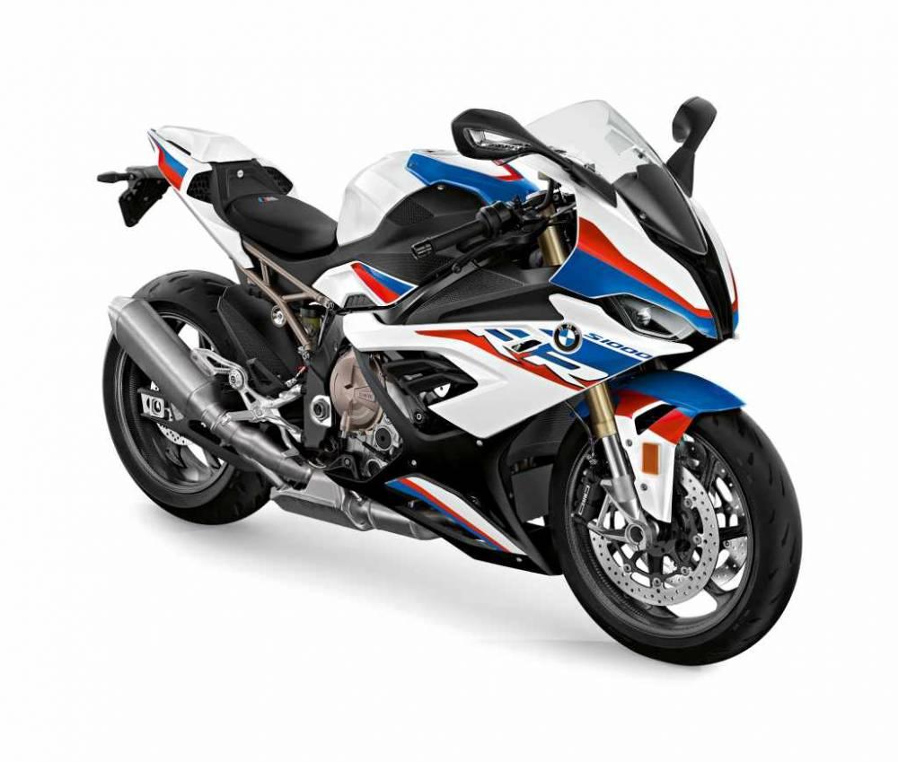 BMW S 1000 RR 2019