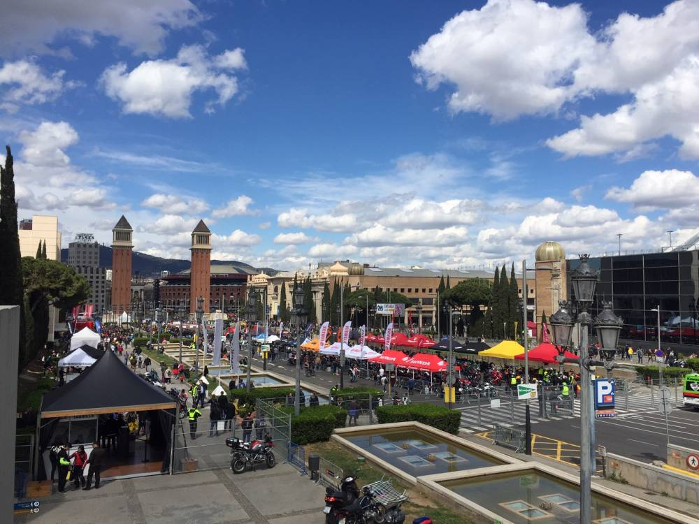 Salón Vive la Moto 2019 de récord