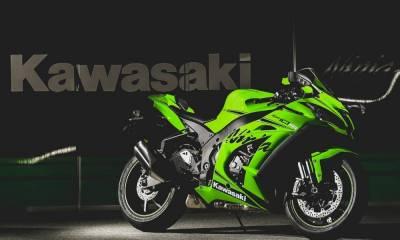 Kawasaki anti-Ducati Panigale V4 R
