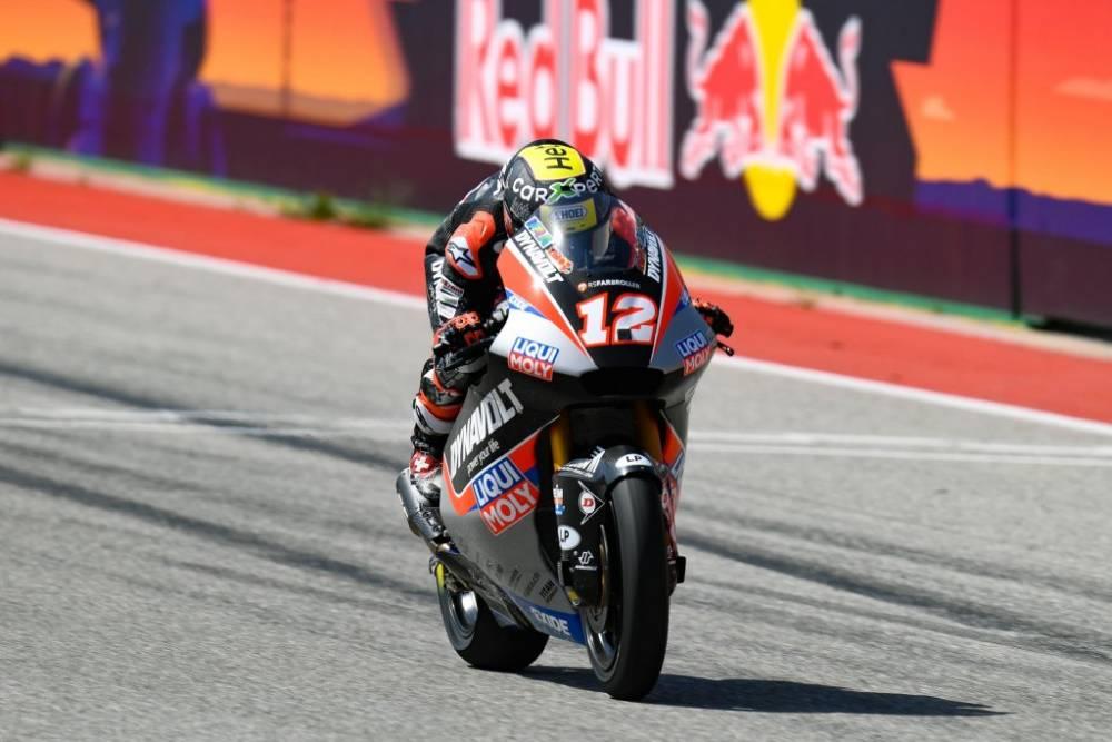Crónica y clasificación Moto2 Las Américas 2019
