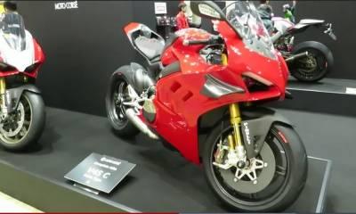 Ducati Panigale V4 SC MotoCorse