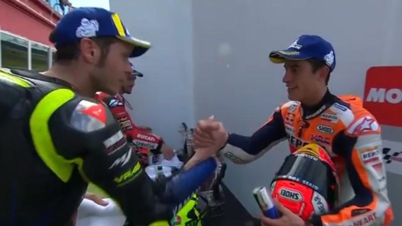 Márquez y Rossi