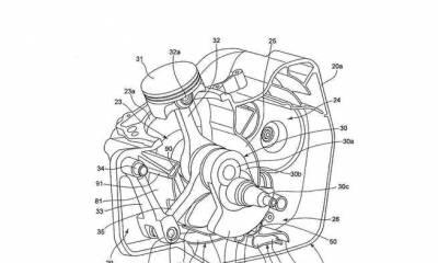 Suzuki monocilíndrico