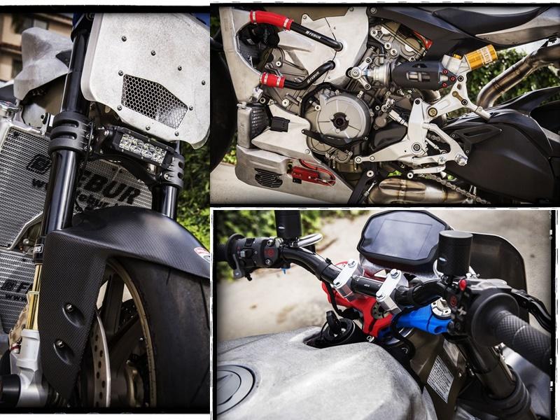 Ducati Superleggera de Roland Sands