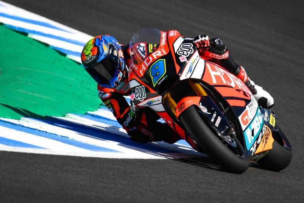 Entrenos Moto2 GP España 2019