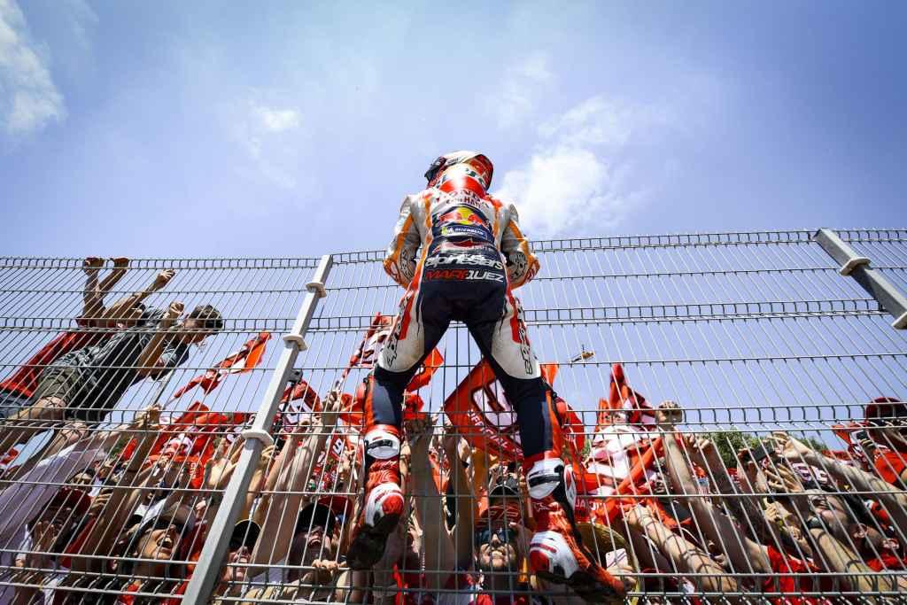 Marc Márquez GP de España 2019