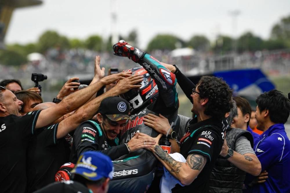 Quartararo pole de Jerez