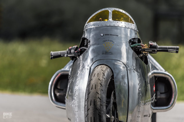 BMW Spitfire de VTR Customs 3