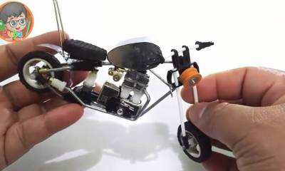 Chopper miniatura