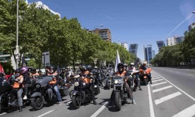 Concentración Harley-Davidson Madrid