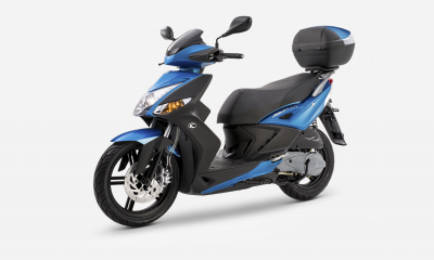 Motos más vendidas en abril