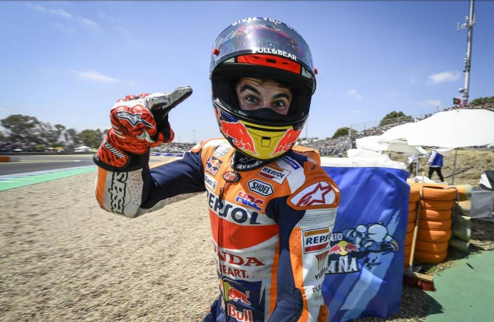 MotoGP récords Jerez 2019