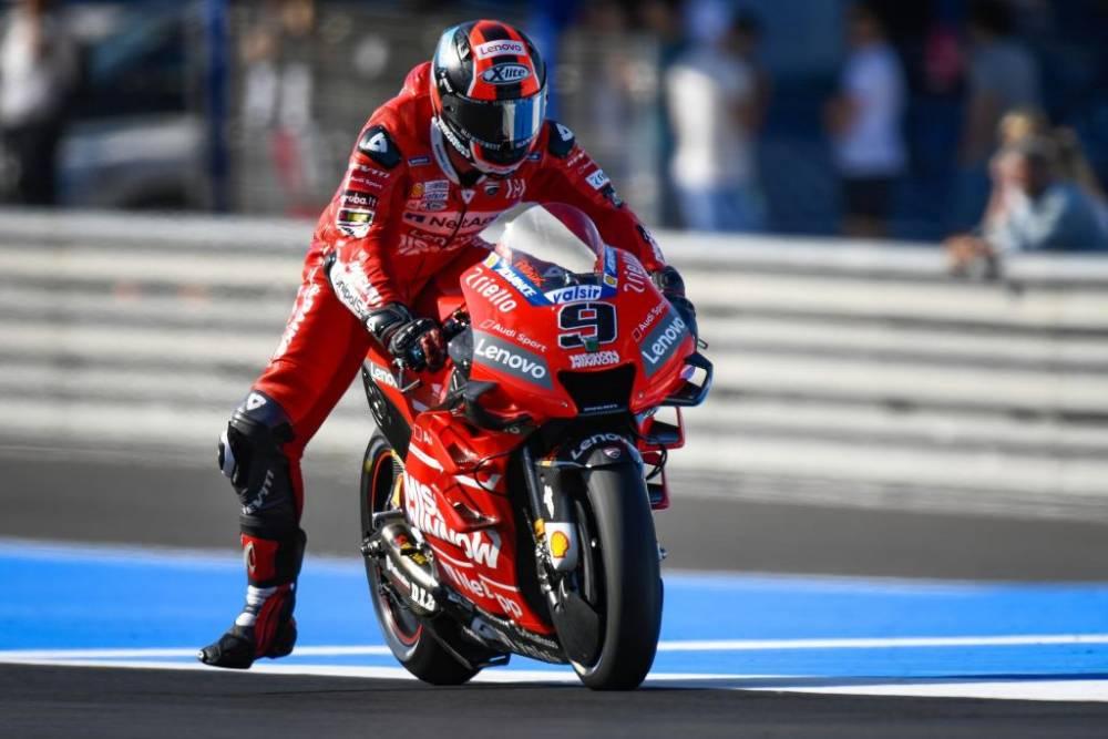 Entrenos MotoGP GP de España 2019