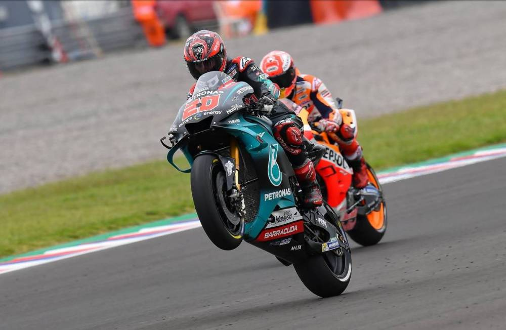 pole quartararo