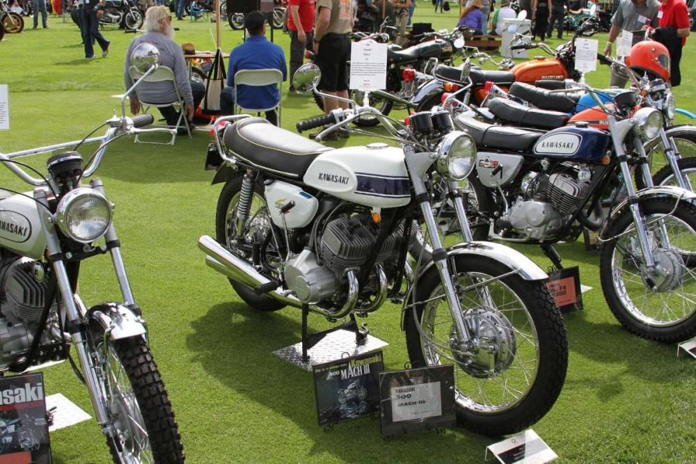 Quail Motorcycle Gathering 2019