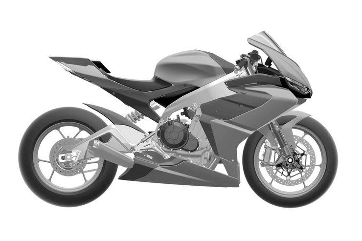 Aprilia RS 660 2020 2