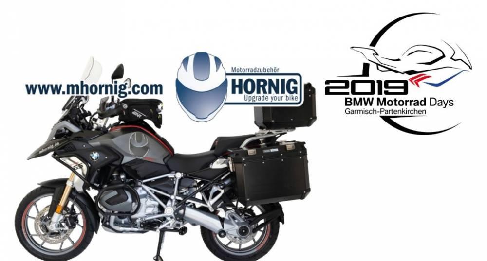 Hornig BMW Motorrad Days 2019