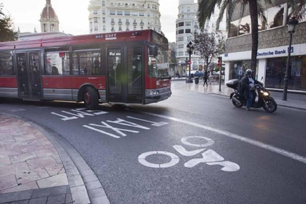 ordenanza movilidad Valencia 2019