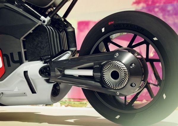 BMW Motorrad Vision DC Roadster 2