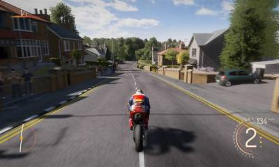 TT Isle of Man 2