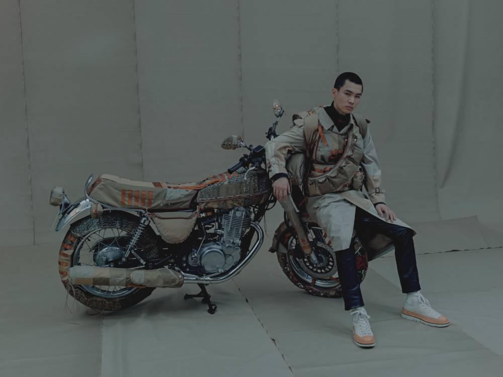 Ropa para las motos Yamaha