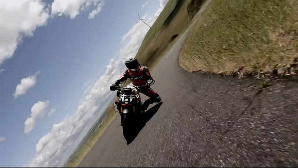 Vídeo Ducati Streetfighter V4