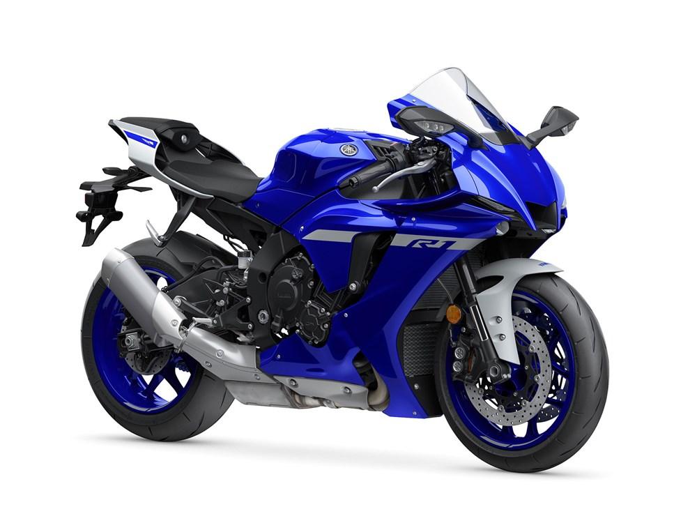 Yamaha R1 y R1M 2020 5