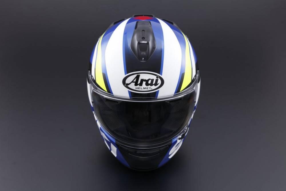 Casco Arai Suzuki MotoGP 2