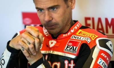 Álvaro Bautista propuesta Honda Superbikes