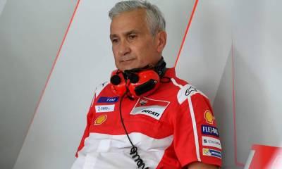 """llamada de Lorenzo a Ducati"""""""