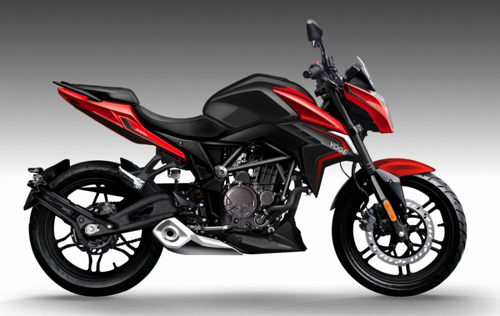 Las nuevas motos VOGE