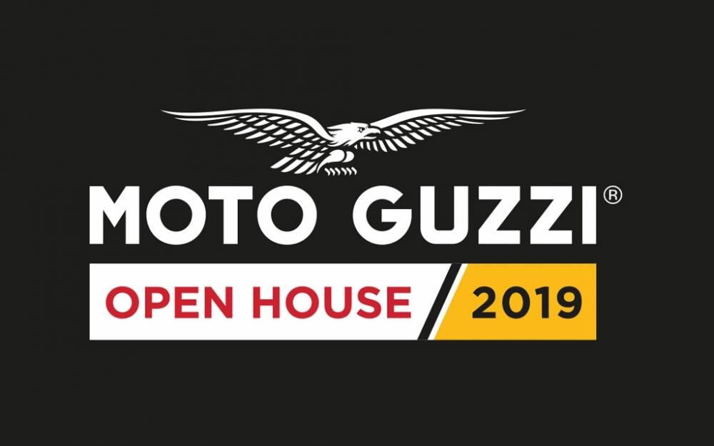 Fechas Moto Guzzi Open House 2019