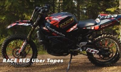 Vídeo salto Suzuki GSX-R1000