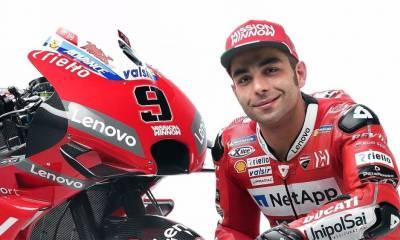 Petrucci ha renovado con Ducati