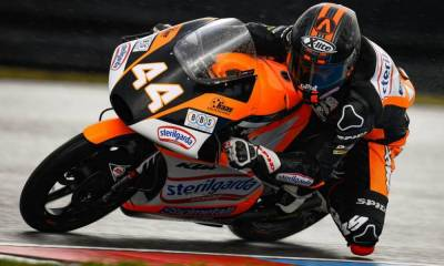 Carrera Moto3 GP República Checa 2019