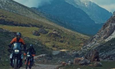 localización reunión KTM Adventure 2019